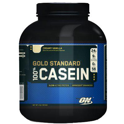 Gold Standard 100% Casein производства Optimum Nutrition