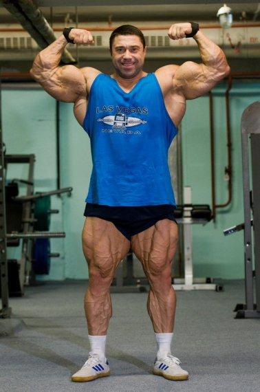 роста мышечной массы.
