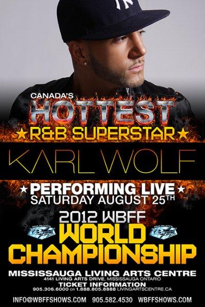 WBFF приглашает участников на Чемпионат мира 2012