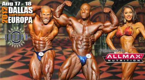 Шон Роден выиграл на 2012 Dallas Europa Supershow