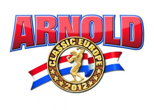 12-14 октября проходит 2012 Arnold Classic Europe
