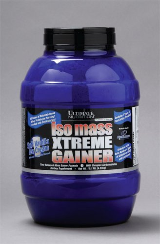 Обзор добавки Iso Mass Xtreme Gainer