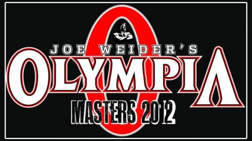 Опубликован список участников 2012 Masters Olympia