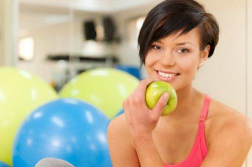 Особенности питания для тех кто занимается фитнесом