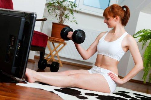 Домашний тренинг для женщин