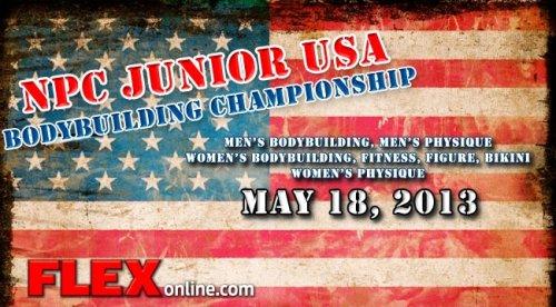 Информация о Jr. USA 2013