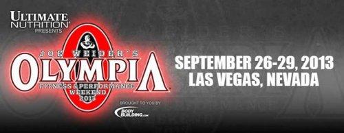 Информация о самом ожидаемом шоу сезона -  Olympia 2013!