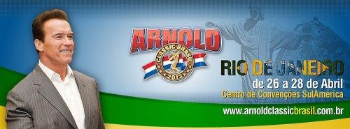 Информация об Arnold Classic Brasil 2013