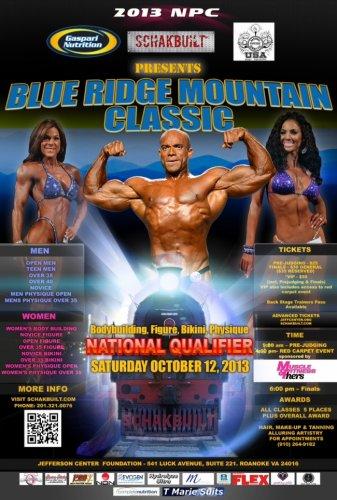 Информация о NPC Blue Ridge Mountain Classic 2013