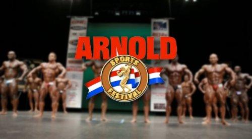 Дебют категории 212 Bodybuilding на 2014 Arnold Sports Festival