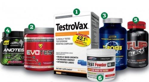 6 рабочих бустеров тестостерона