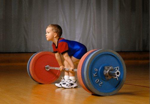 Польза и вред детских силовых тренировок