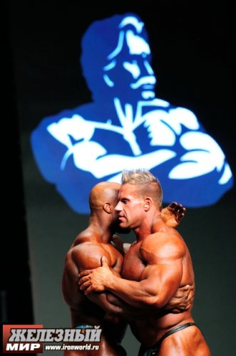 """Mr. Olympia 2013"". Итоги соревнований"