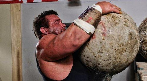 Стронгмен Майк Дженкинс: «Тренируйся как монстр»