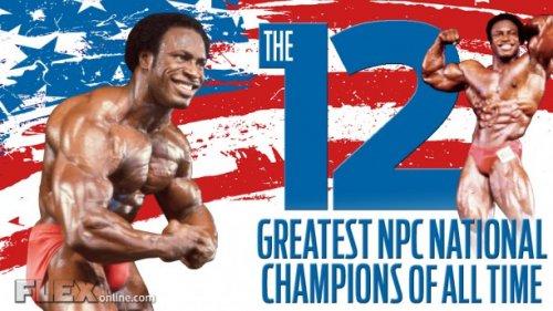 Национальный чемпионат NPC по бодибилдингу 2013