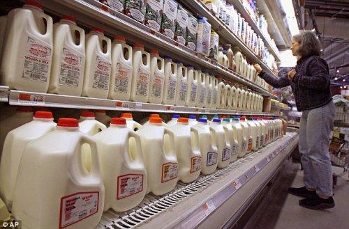 Доктор Вальтер Вайт о коровьем и грудном молоке