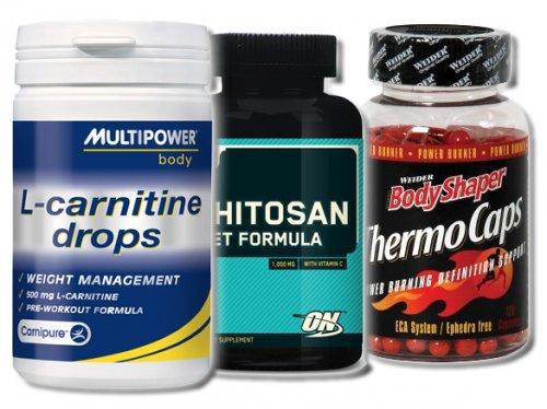 Жиросжигатели - спортивные добавки против фарм. препаратов