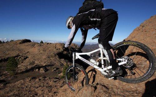 Увлечение горным велосипедом и бодибилдинг