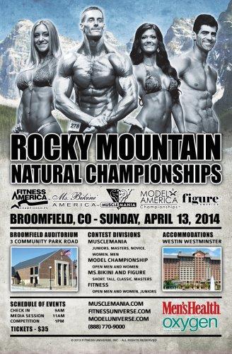 Дата и детали проведения Rocky Mountain Show 2014