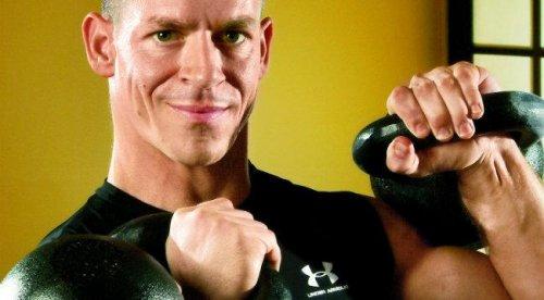 Стив Коттер: гири превыше всего