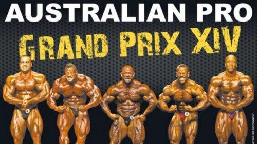 Результаты 2014 Australian Pro Grand Prix
