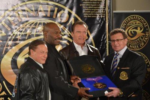 В Колумбусе прошла церемония HALL OF FAME 2014