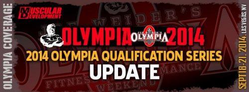 Квалификационный список Олимпии-2014