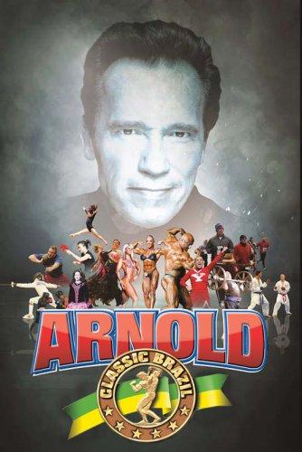 Анонс Arnold Classic Brazil 2014
