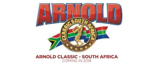 Arnold Classic South Africa пройдет в 2016
