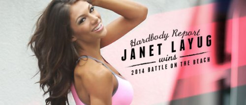 Результаты 2014 IFBB Battle on The Beach