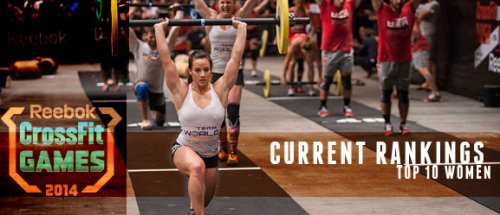 Итоги 2014 Reebok Crossfit Games среди женщин