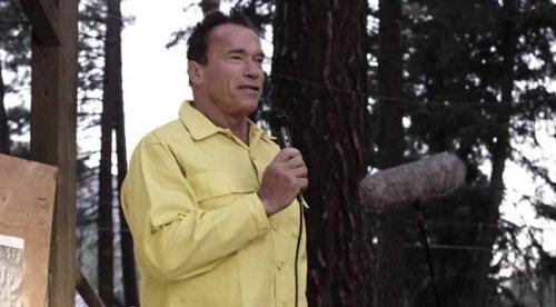 Арнольд Шварценеггер борется за «зеленое» будущее планеты