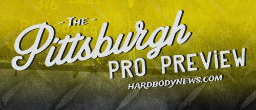 Обзор результатов 2014 IFBB Pittsburgh Pro