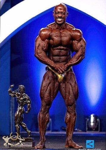 Аль Хаддад будет гостем Flex Bodybuilding Championship