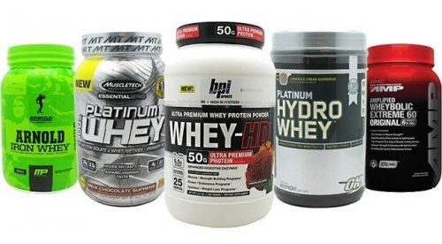 Топ протеиновых добавок современного рынка