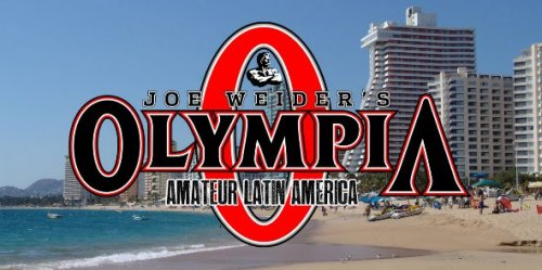 Результаты OLYMPIA AMATEUR LATIN AMERICA 2014