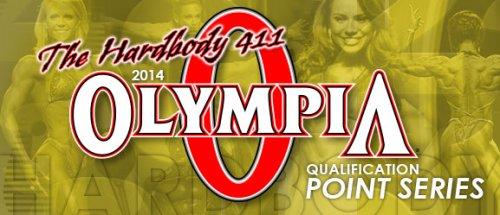 Квалификационные списки Olympia 2014