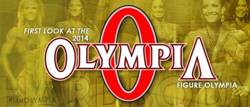 Изменения в списке участниц 2014 Figure Olympia