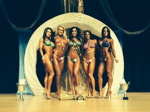 Результаты 2014 IFBB Prestige Crystal Cup Pro