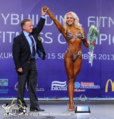 Детали 2014 IFBB WORLD CHAMPIONSHIPS
