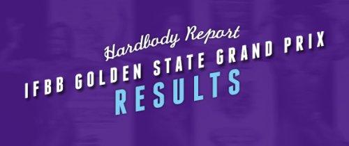 Результаты 2014 IFBB Sacramento Golden State Championships