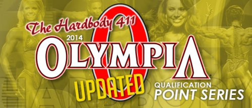 Окончательные квалификационные списки Олимпии 2014