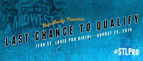 2014 IFBB St. Louis Pro - последний шанс для класса «Бикини»