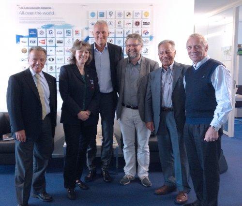 Президент IFBB посетил Лозанну