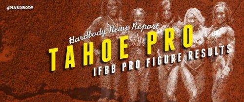 Результаты 2014 IFBB Tahoe Pro Figure