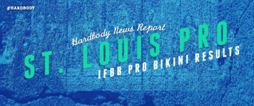Результаты 2014 IFBB St. Louis Pro Bikini