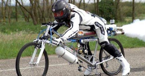 Как развить скорость езды на велосипеде?