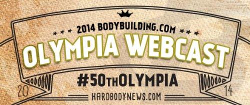 Анонсирован эксклюзивный вэбкаст 2014 Olympia
