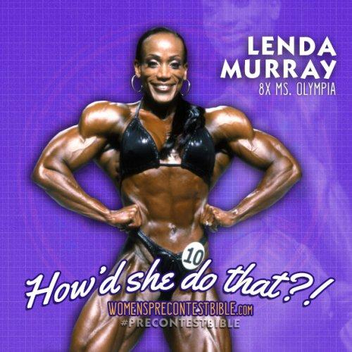 Ленда Мюррей попала в «Библию Женского Бодибилдинга»