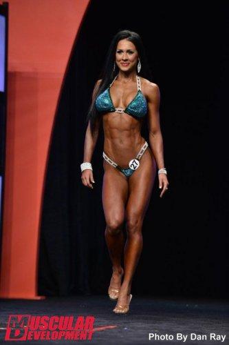 Эшли Кальтвоссер вновь выиграла Bikini Olympia